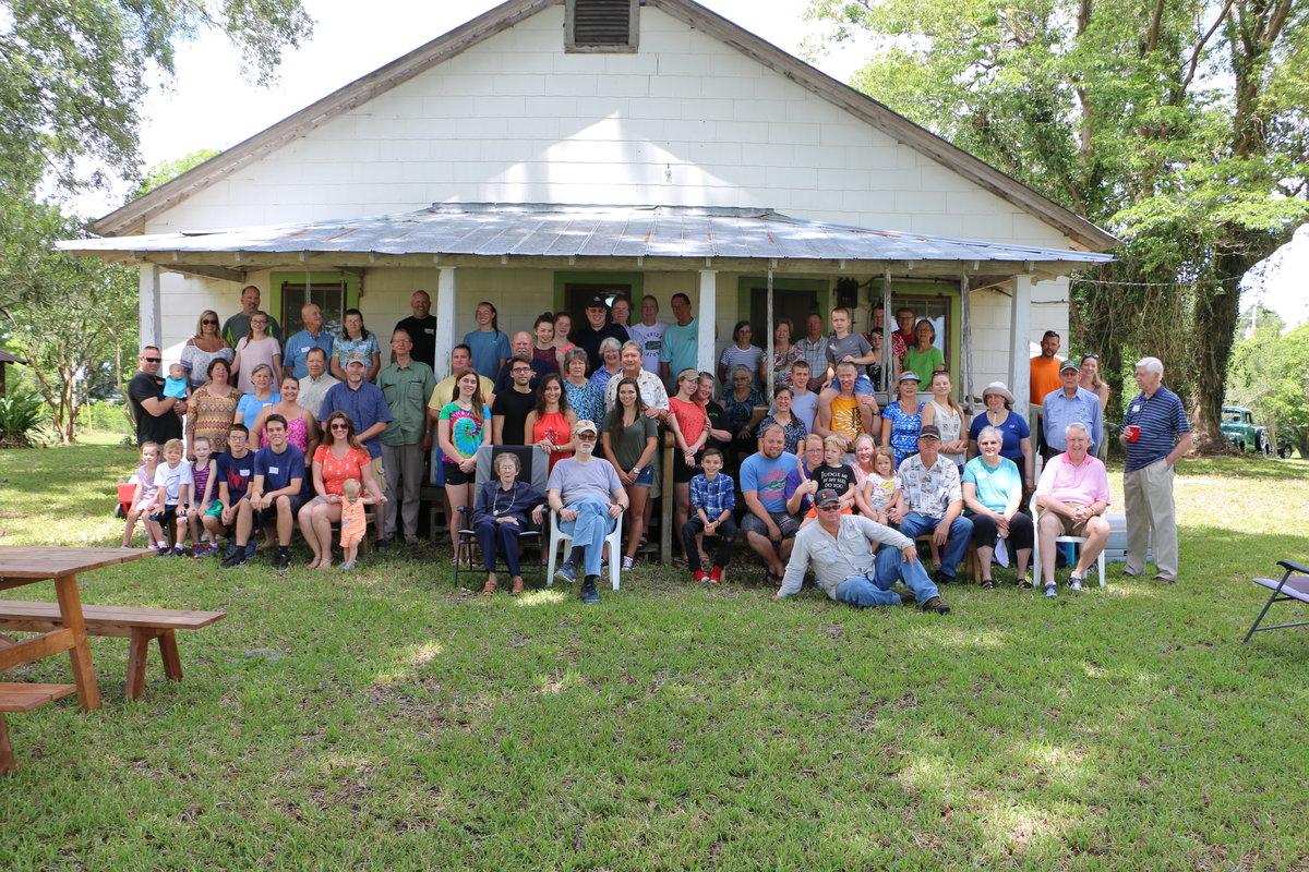 McGehee family reunion